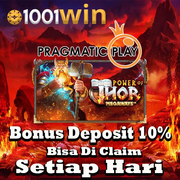 Situs Slot Online Gacor Terlengkap 1001WIN