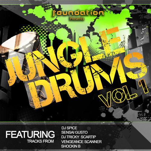 VA - Jungle Drums Vol. 1 2013