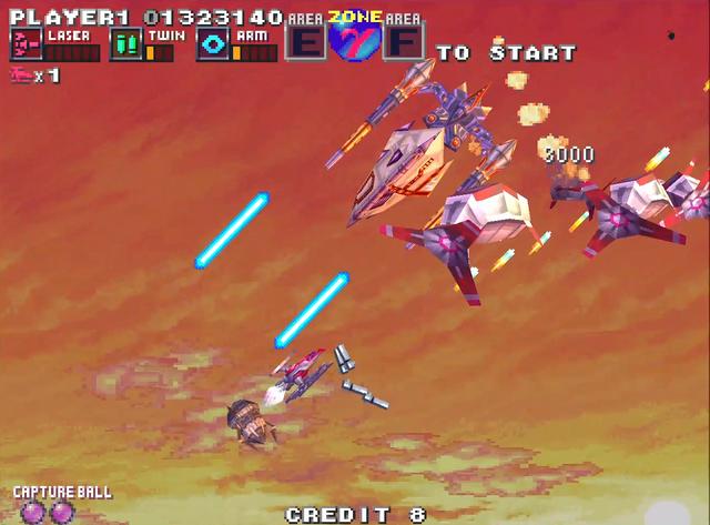橫向捲軸射擊遊戲的頂點!  『太空戰鬥機 宇宙啟示錄』於今日3月18日發售! ZokKuYRw