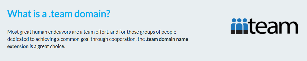 dot-team