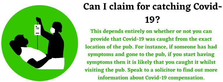 Covid-19 compensation