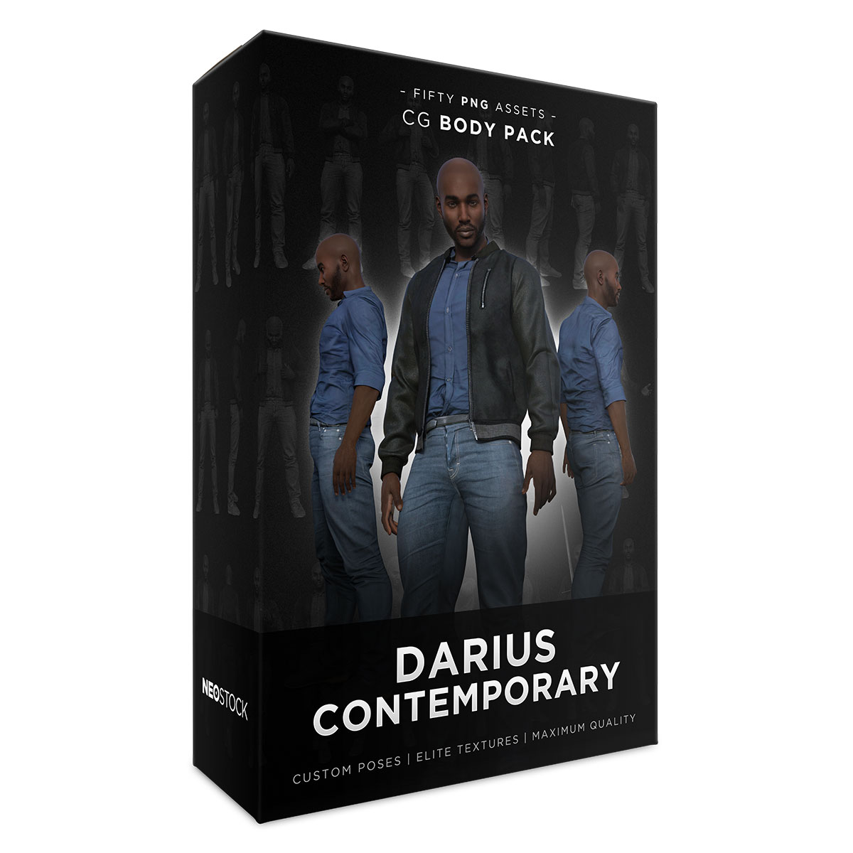 darius contemporary product box sales