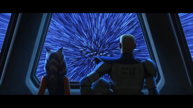 "STAR WARS: THE CLONE WARS — THE FINAL SEASON Episode 11 ""Shattered ..."