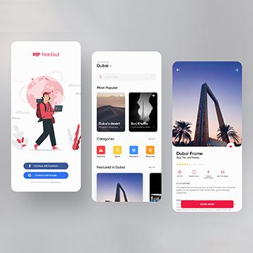 Haedout App Redesign