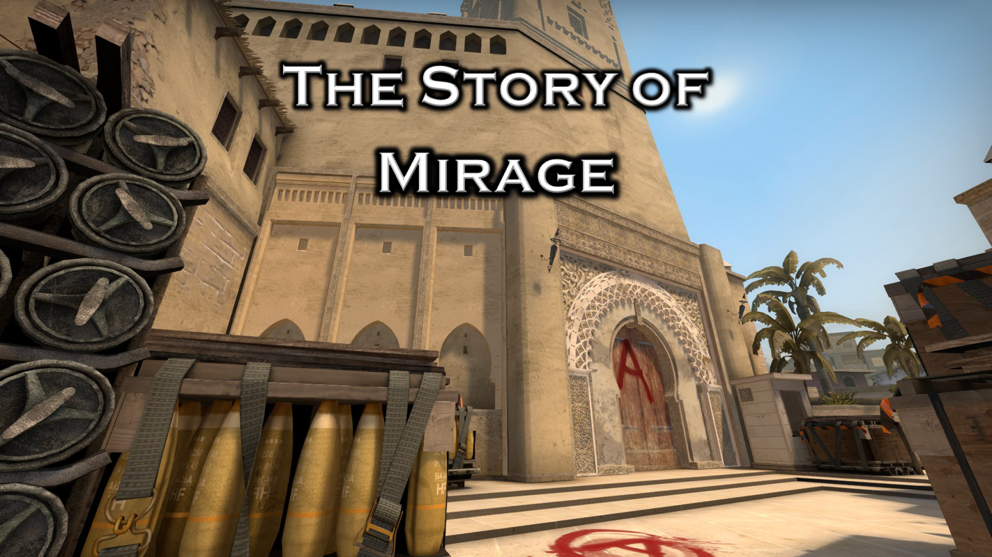 The Story of Mirage Icon