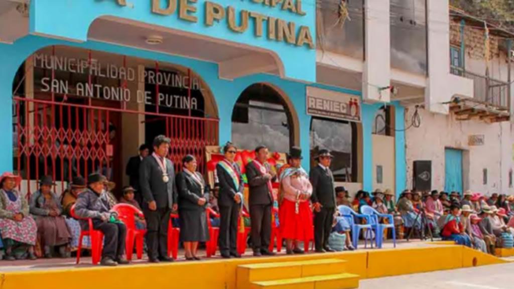 Modificaciones y anulaciones del presupuesto sin formalización en la comuna local de San Antonio de Putina