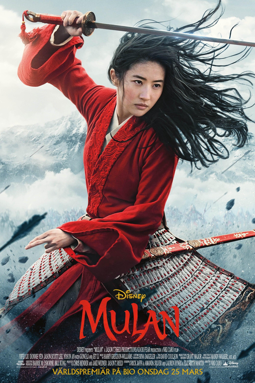 Mulan 2020 English 720p BluRay 1.3GB | 500MB Download