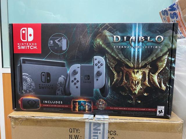 Les différents pack Switch Diablo-US