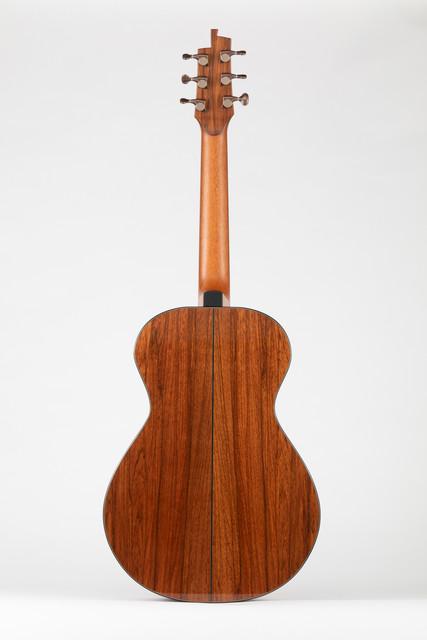 Benjamin Paldacci Guitars OO-12 #11 - Higuerilla et Épicéa Lutz  Benjamin-56
