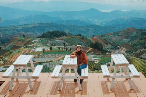 Pesona 7 Objek Wisata Alam di Majalengka, Bak Lukisan Nyata!