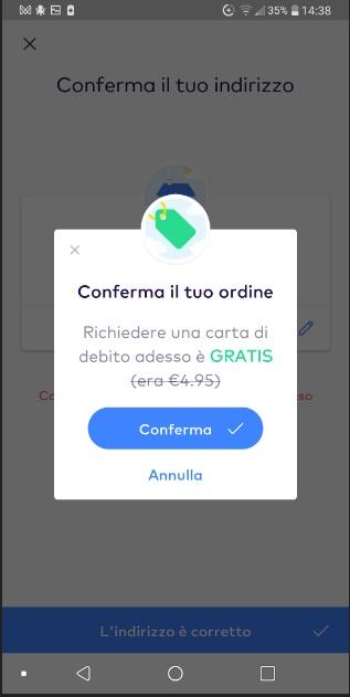 MONESE App gratuita regala fino a 20 Euro in denaro + altrettanti € SENZA LIMITI x inviti! 1-Carta-Gratis
