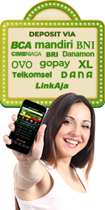 Deposit Via Pulsa Dan E-Wallet