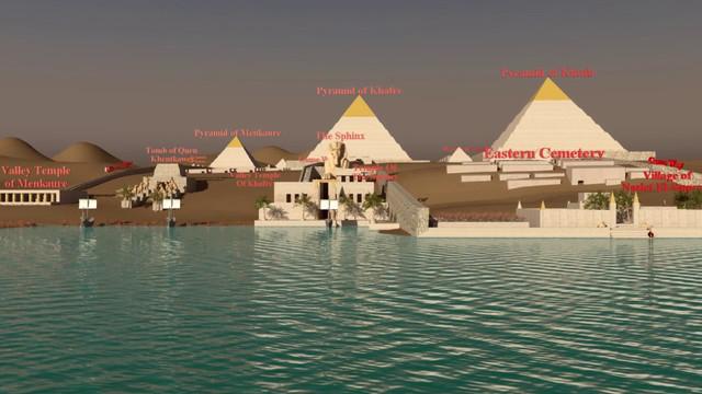 Брэдли Любящий - ТРИУМФАТОР Pyramid-complex