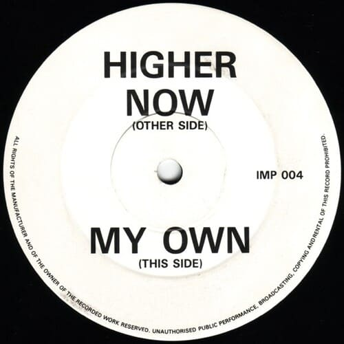 Download DJ Seduction - My Own / Higher Now mp3