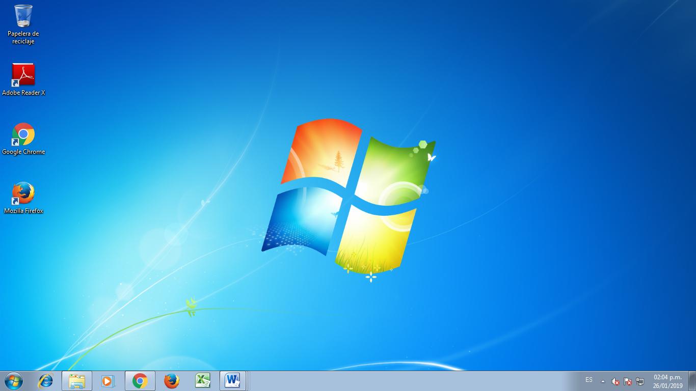 Puntos a tener en cuenta al momento de restaurar Windows 7 de fábrica