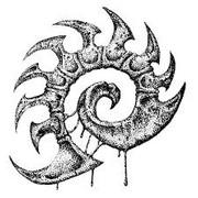 Полтора логотипа в векторе (портал в другие миры) *