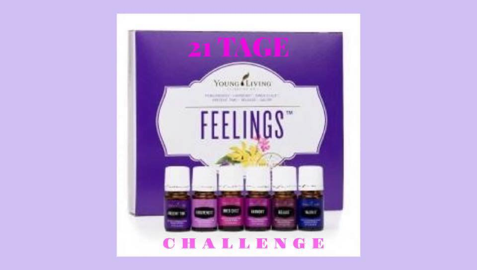 21 Day Feelings Challenge