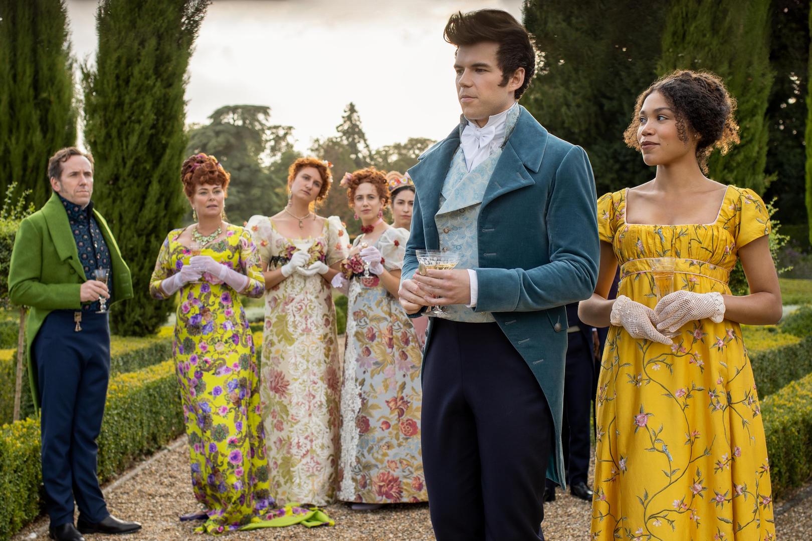 Bridgerton Netflix serie: uscita, trama e cast