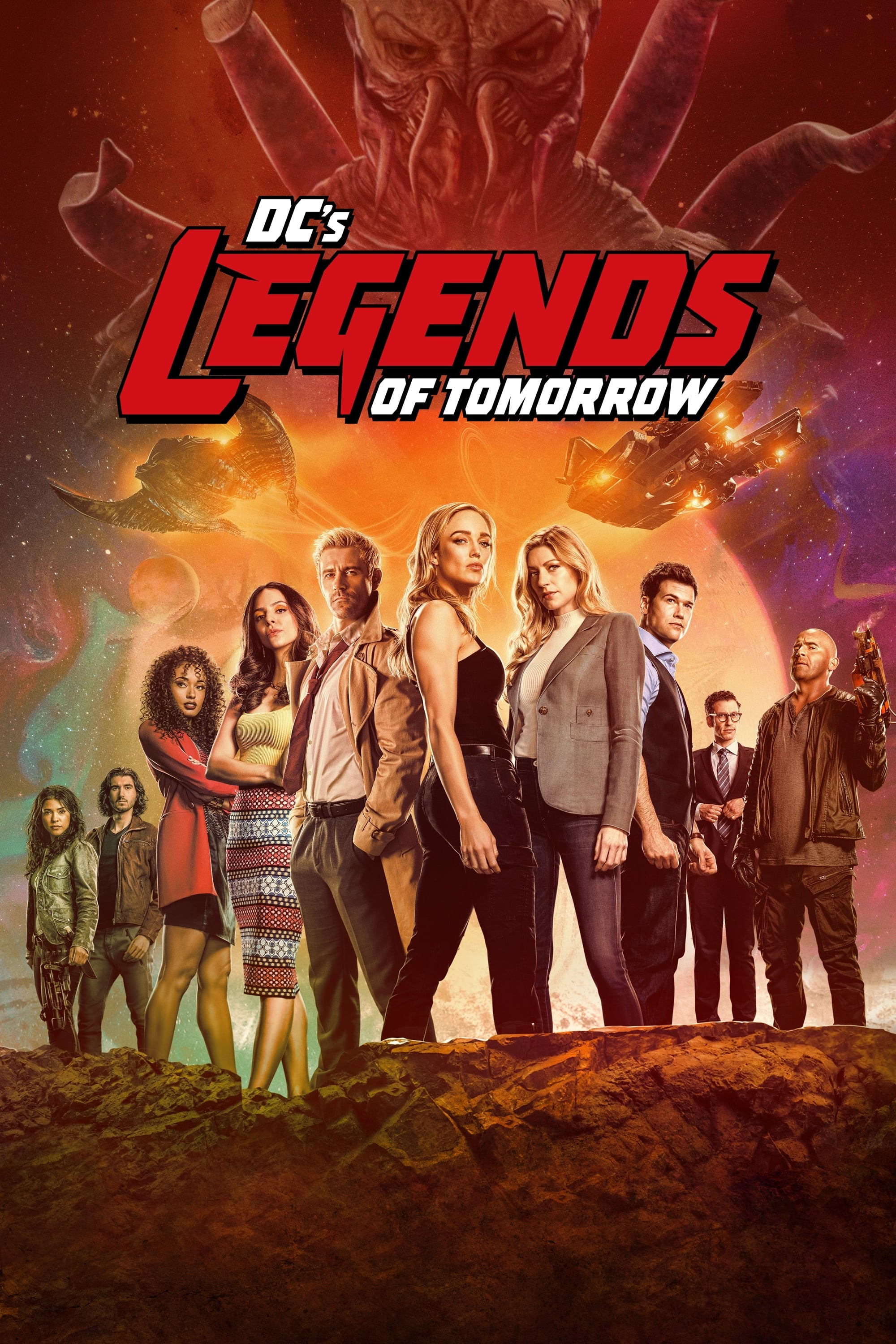 DC's Legends of Tomorrow [S6 EP 1-12]