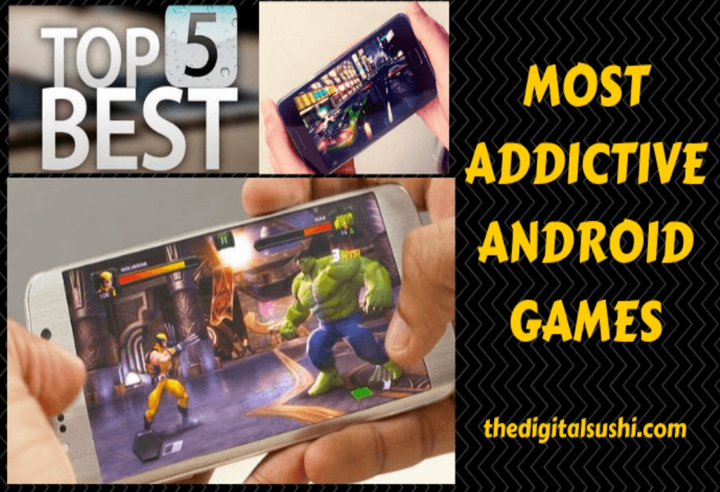 Games Android App