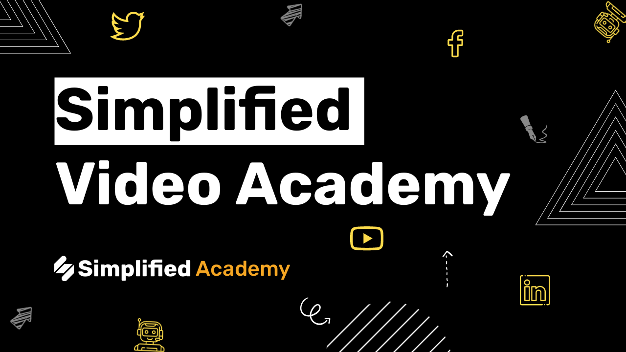Simplified Video Academy
