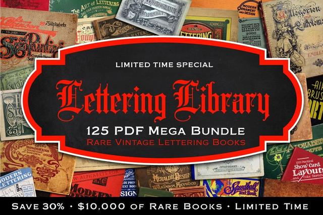 [Image: lettering-library-125-books.jpg]