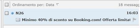 N26 10% Cashback di STATO + 5,00€+ addio spese su acquisti all'estero + Scegli PIN Carta! [Senza scadenza] - Pagina 2 N26-booking0