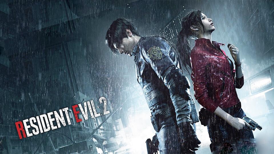 Resident Evil 2 Remake: Леон Прохождение на ранг S