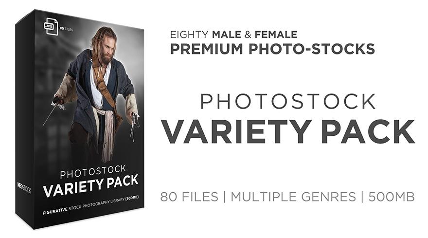 Photostock Variety Pack Product Splash