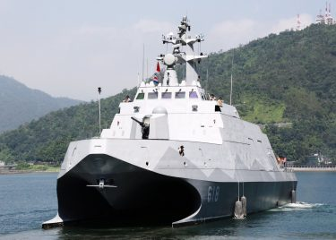 taiwan-starts-construction-of-new-missile-corvettes-minelayers-Tuo-Chiang-class
