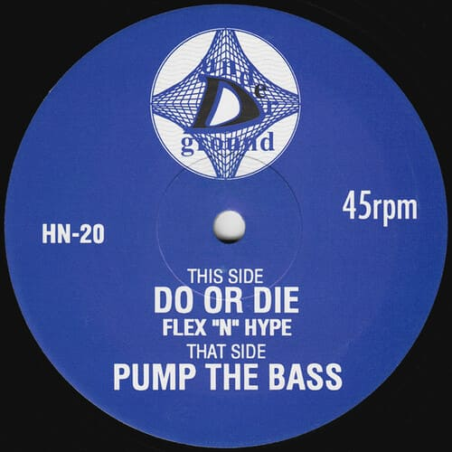 Download Flex N Hype - Do Or Die / Pump The Bass mp3