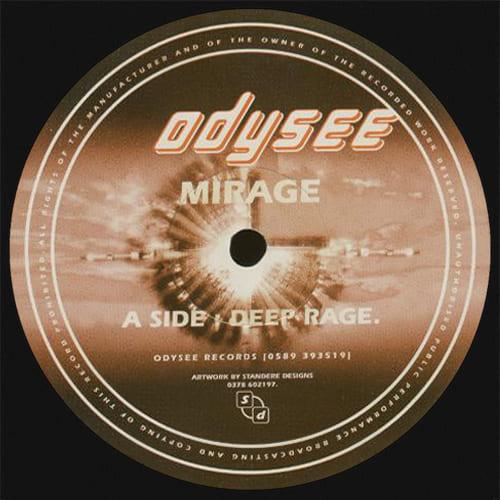 Download Mirage - Deep Rage / Bewildered mp3