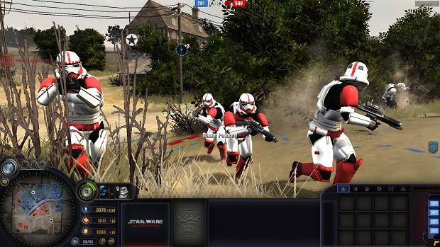 Star Wars Frontlines - The Galactic Civil War [Mod]