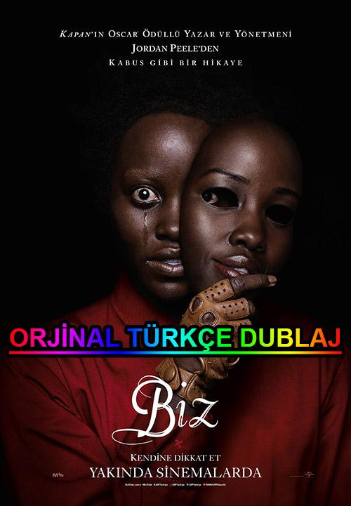 Biz | Us | 2019 | BDRip | XviD | Türkçe Dublaj | m720p - m1080p | BluRay | Dual | TR-EN | Tek Link