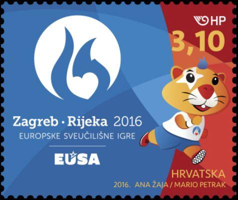 2016. year SPORT-U-HRVATSKOJ-EUROPSKE-SVEU-ILI-NE-IGRE-ZAGREB-RIJEKA-2016