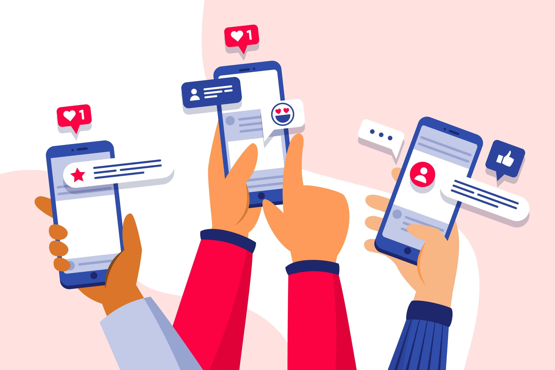 10 Strategi Untuk Mendapatkan Perhatian di Media Sosial