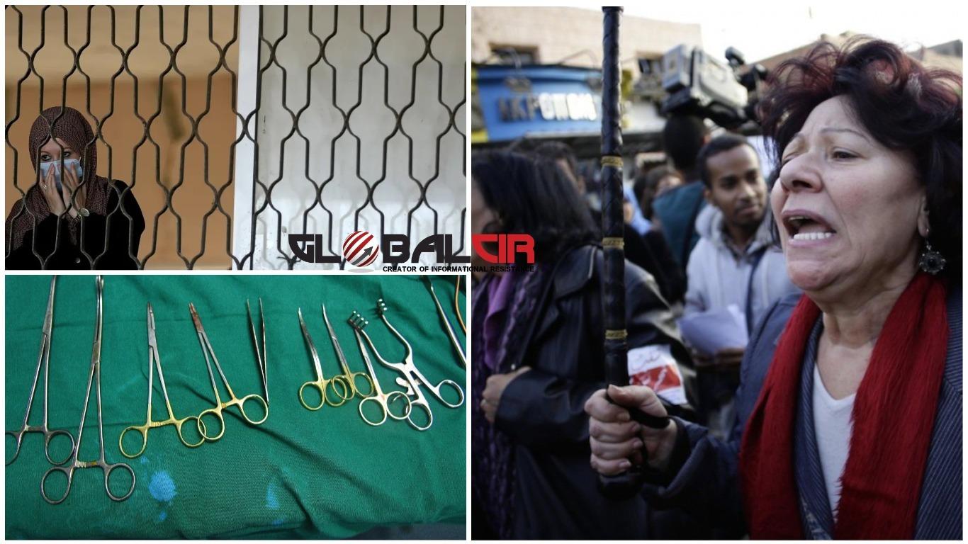 ZATVORSKE KAZNE DO 20 GODINA! Egipatska vlada pooštrila zakone kojima se zabranjuje praksa obrezivanja djevojčica i žena!