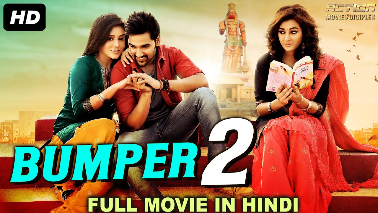Bumper 2 (2020) Hindi Dubbed 720p HDRip 1.6GB | 500MB Download