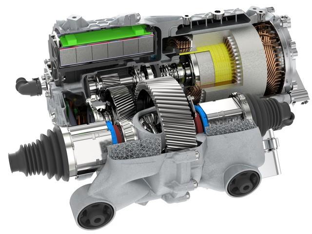 Prototype pour petites séries: boîtier E-drive de l'imprimante 3D S20-5720-fine