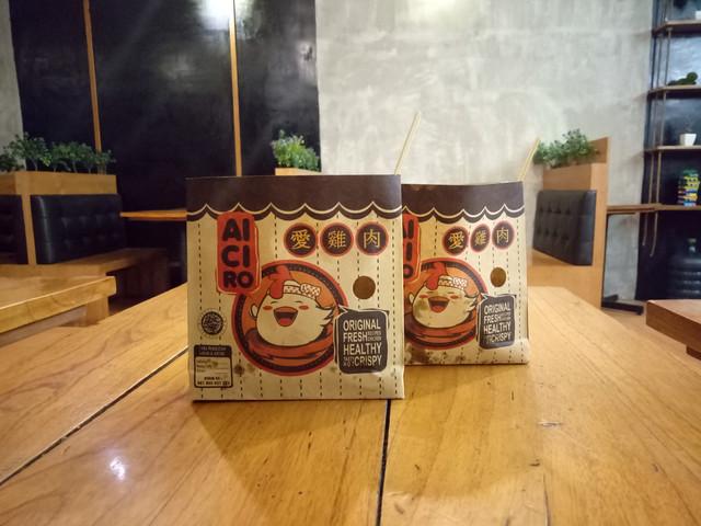 Aiciro Taiwan Street Snacks Di Malang, Super Pedas