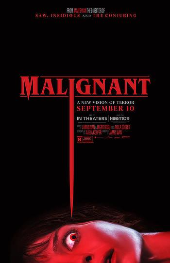 Malignant 2021 Dual Audio [Hindi – Cleaned] | 4K | 1080p | 720p | 480p | WEBRip ESubs Download