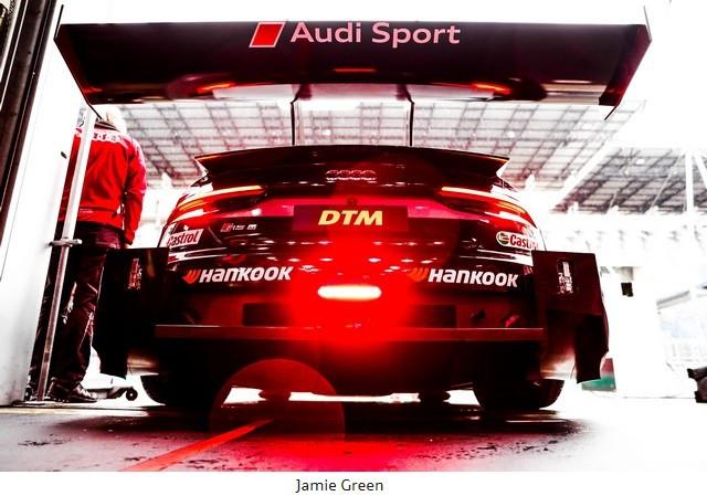 DTM – René Rast remporte le podium Audi au Lausitzring A204801-medium