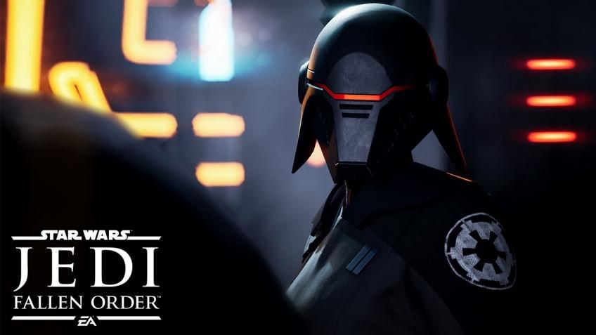 E3 2019: Сюжетный трейлер Star Wars Jedi: Fallen Order