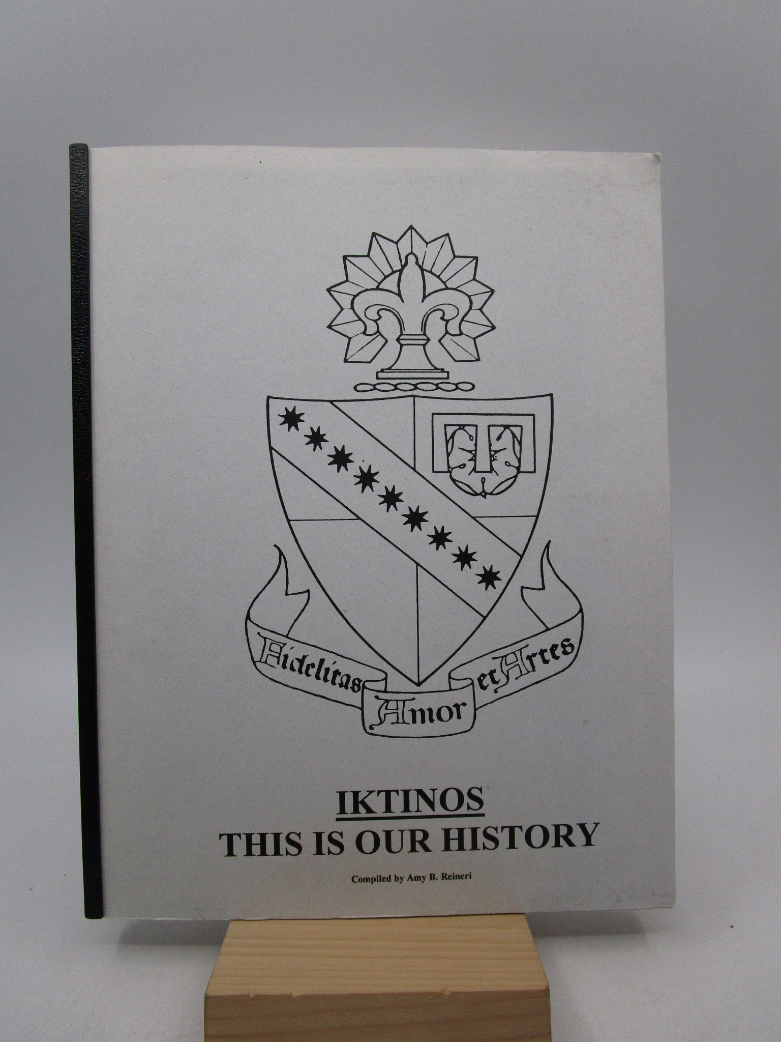 Image for Iktinos: This is Our History (Alpha Rho Chi)