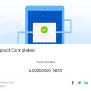 Nominex - раздача до 20NMX ($50)