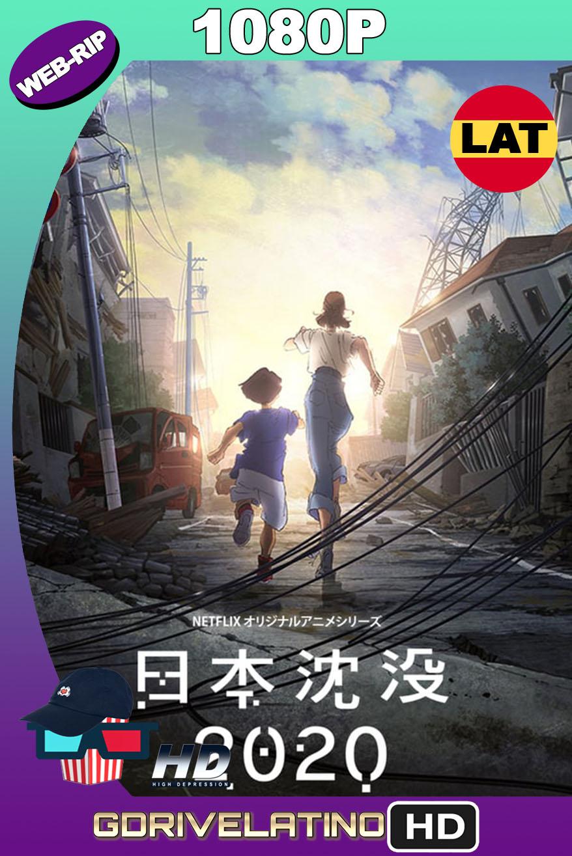 Japón se hunde: 2020 (2020) [10/10] WEBRIP x265 1080p Latino-Inglés-Japonés MKV