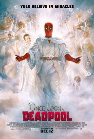 Był sobie Deadpool / Once Upon a Deadpool (2018) PLDUB.BDRip.XviD-KiT | Dubbing PL