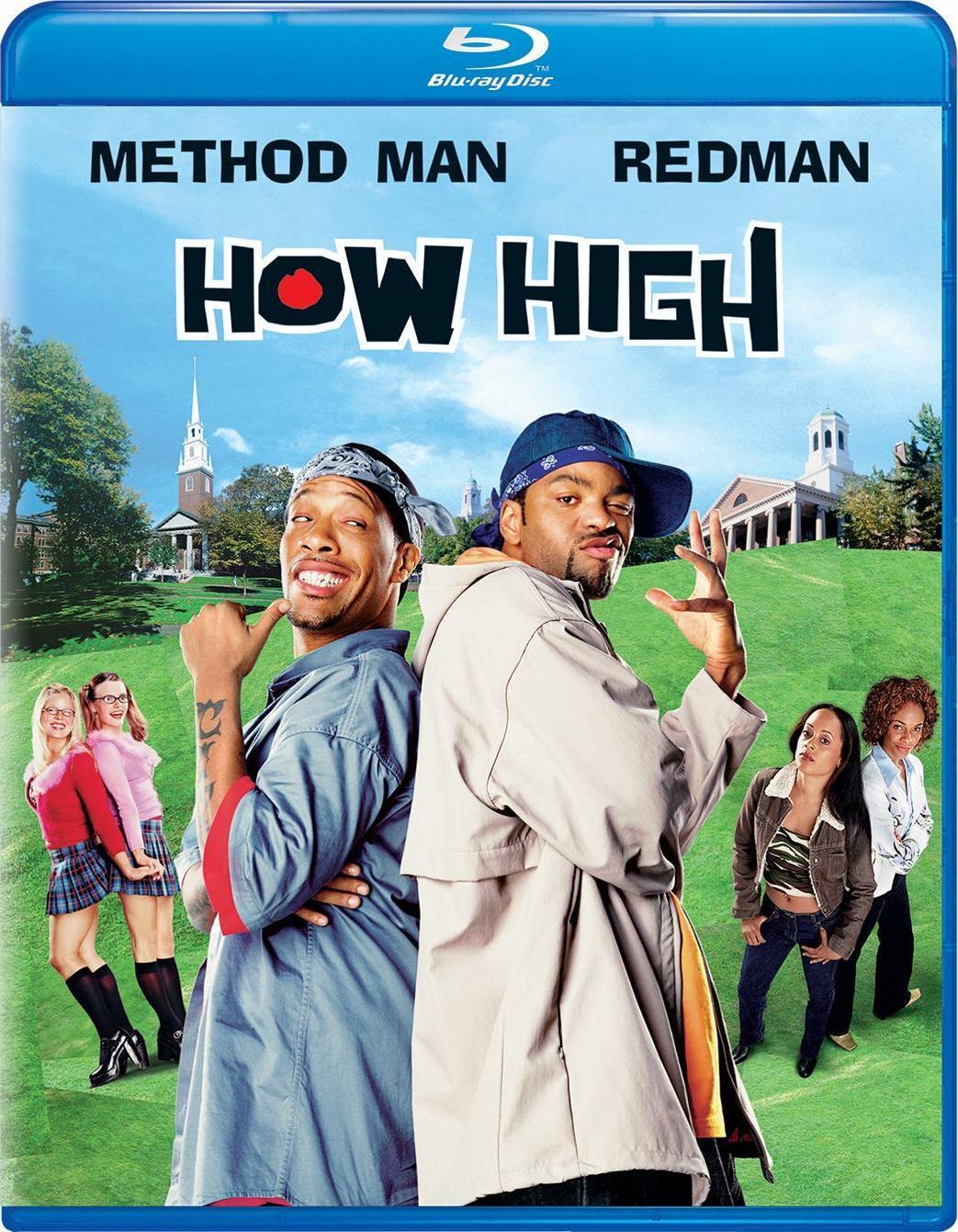 Süper Ot - How High (2001) BluRay Remux | 1080p | 720p | BDRip AVC DD5.1 Türkçe Dublaj