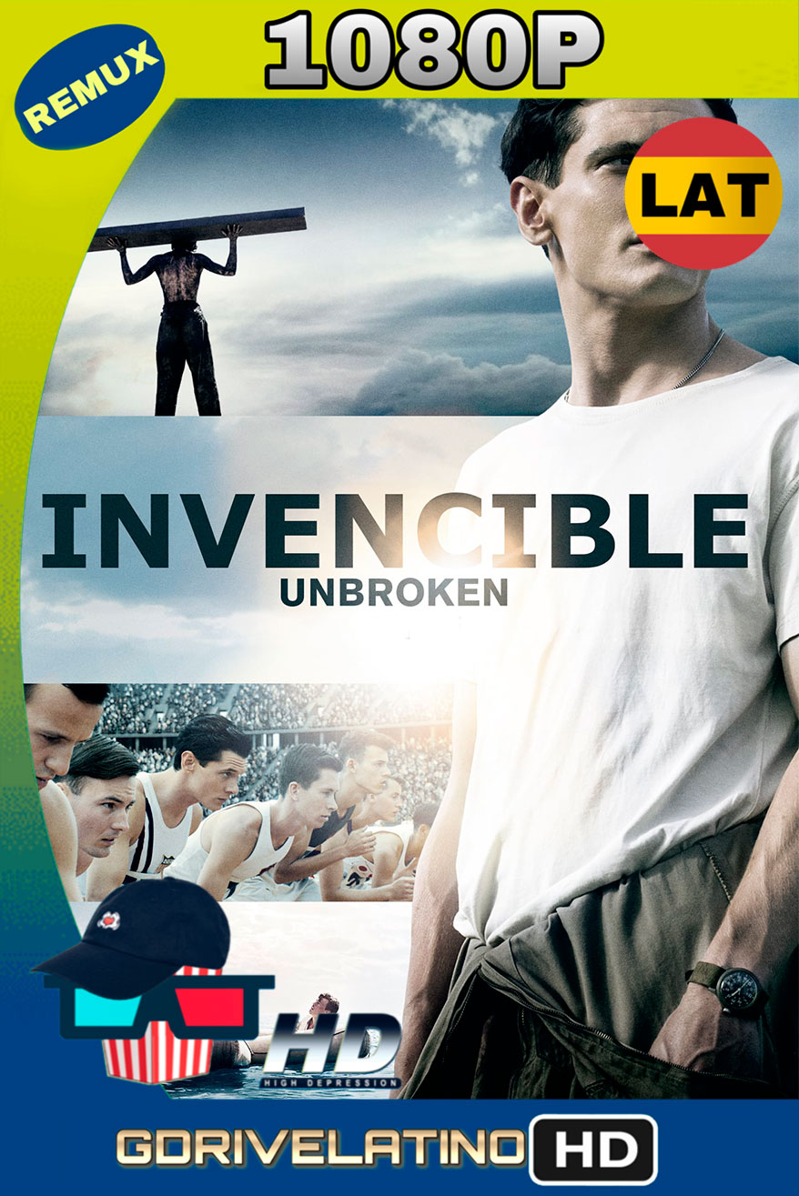 Inquebrantable (2014) REMUX 1080p Latino-Ingles MKV