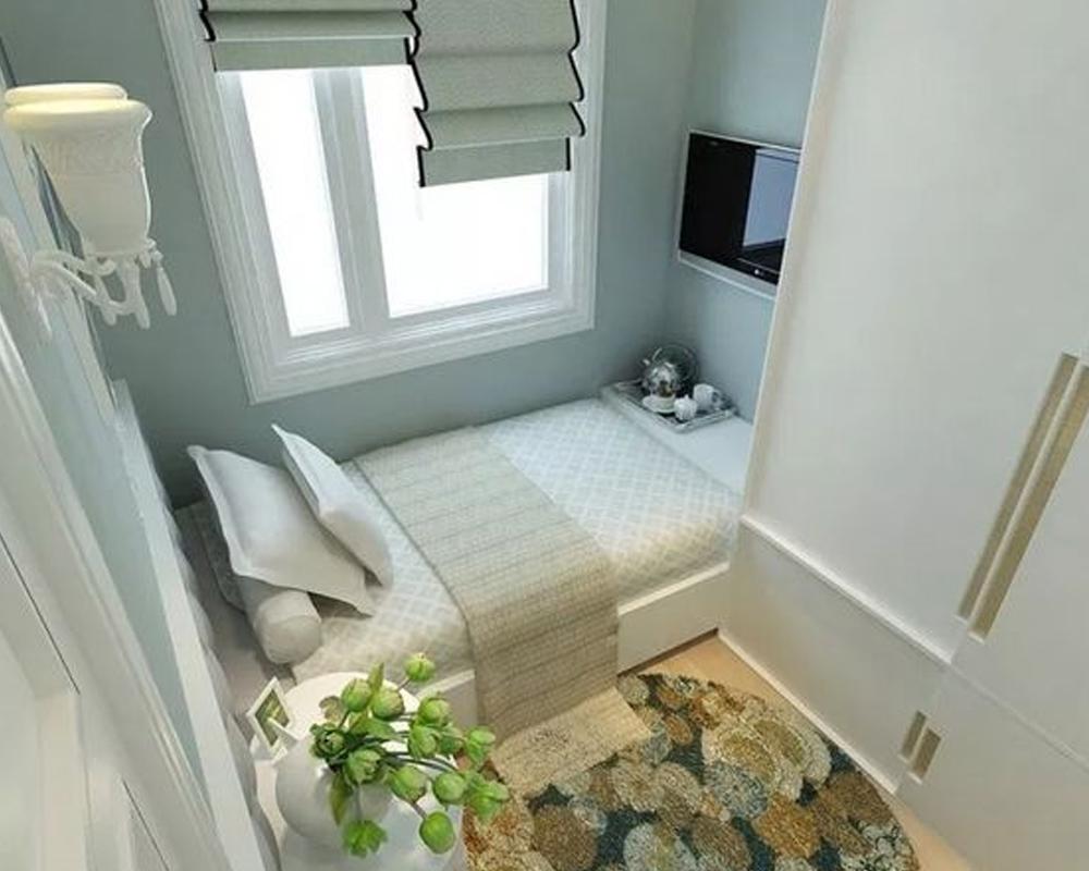 Kamar tidur kecil